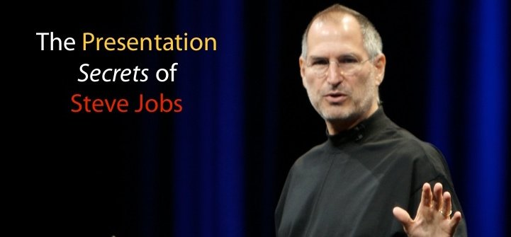 presentation steve jobs